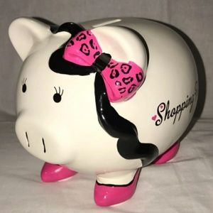 *NEW* Shopping Fund Piggy Bank